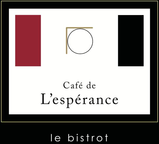 Café de l'espérance, le bistrot