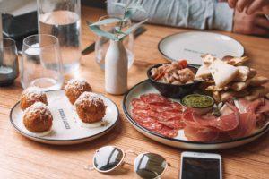 Restaurant bistronomique bordeaux - Café de l'Esperance